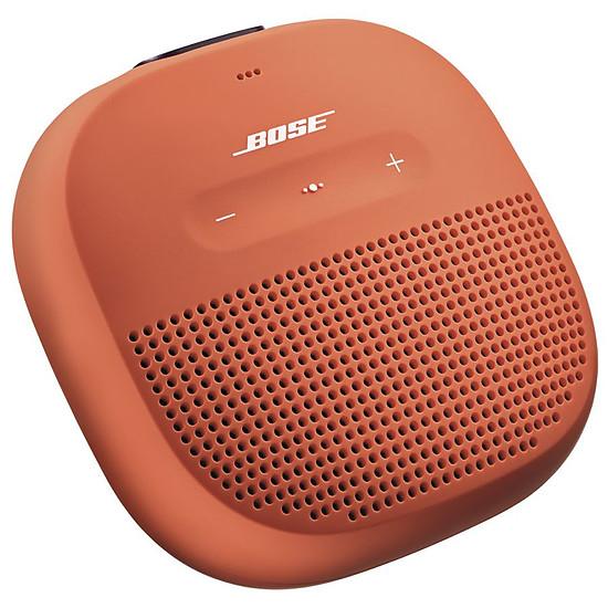 Enceinte sans fil Bose SoundLink Micro Orange