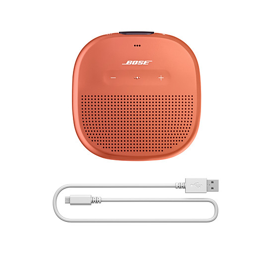 Enceinte sans fil Bose SoundLink Micro Orange - Autre vue