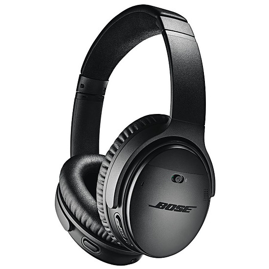 Casque Audio Bose QuietComfort 35 II (V2) Wireless Noir