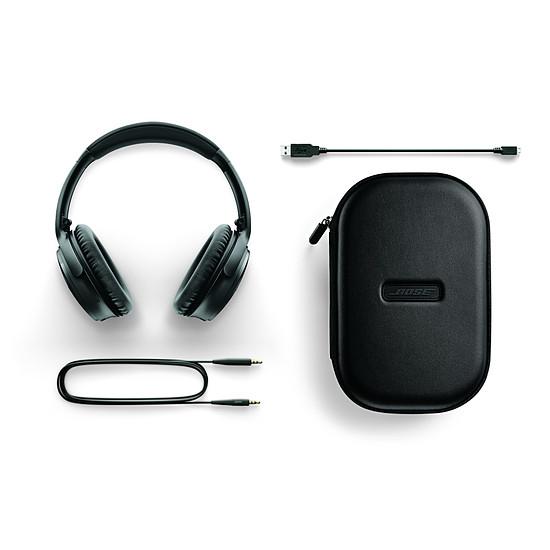 Casque Audio Bose QuietComfort 35 II (V2) Wireless Noir - Casque sans fil - Autre vue