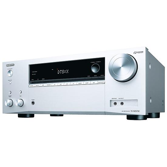 Ampli Home-Cinéma Onkyo TXNR575E Silver