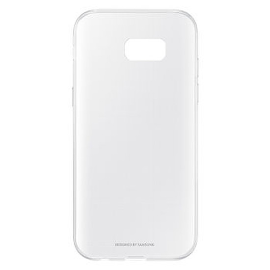 Coque et housse Samsung Coque transparente + verre trempé - Galaxy A5 2017