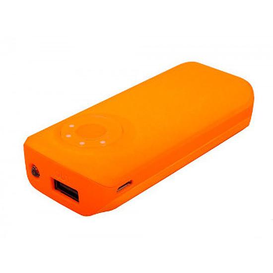 Batterie et powerbank Urban Factory Batterie Externe – 4400 mAh - Orange