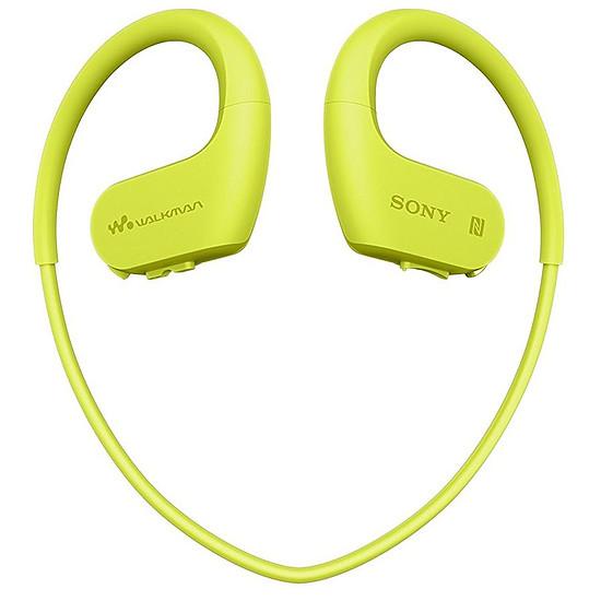 Casque Audio Sony NWWS623 Vert