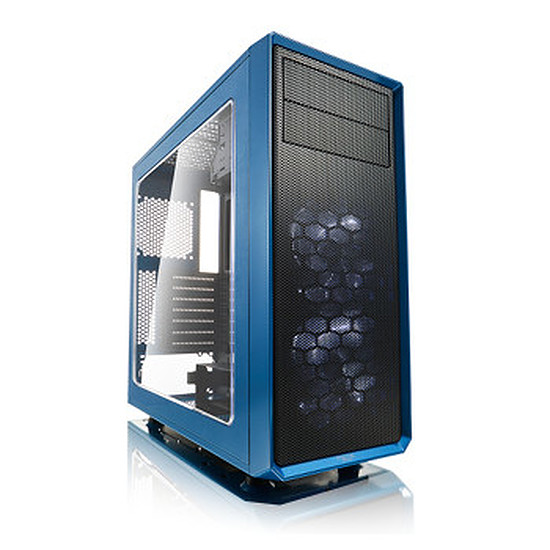 Boîtier PC Fractal Design Focus G Petrol Blue