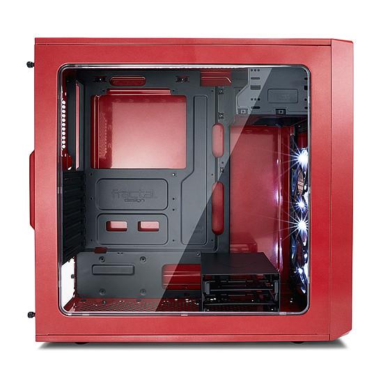 Boîtier PC Fractal Design Focus G Mystic Red - Autre vue