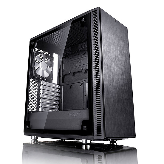 Boîtier PC Fractal Design Define C Black TG