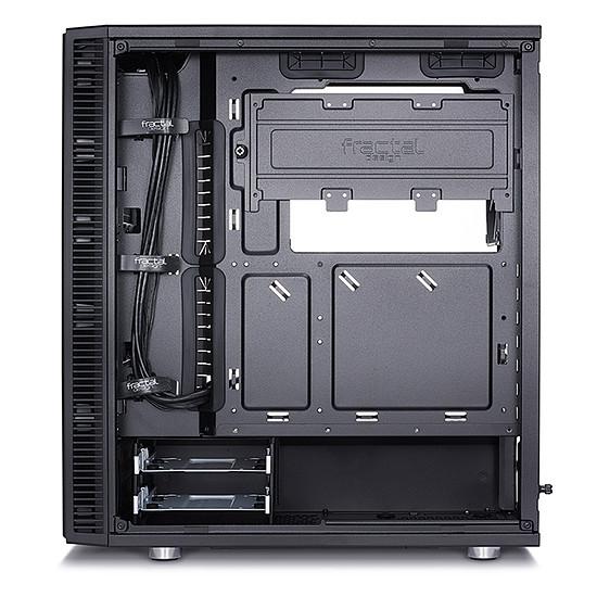 Boîtier PC Fractal Design Define C Black TG - Autre vue