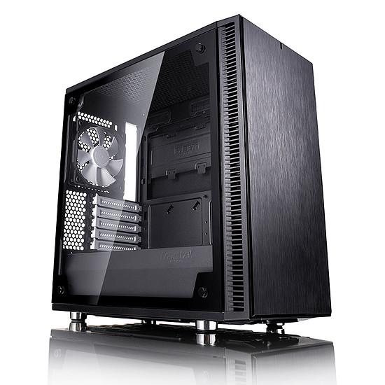 Boîtier PC Fractal Design Define Mini C Black TG