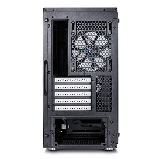 Boîtier PC Fractal Design Define Mini C Black TG - Autre vue