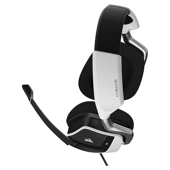 Casque micro Corsair VOID PRO USB 7.1 - Blanc - Autre vue