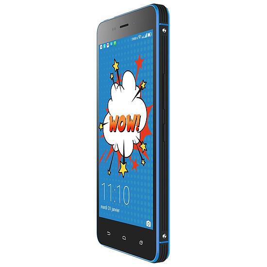 Smartphone et téléphone mobile Hisense C30 Rock Lite (bleu)