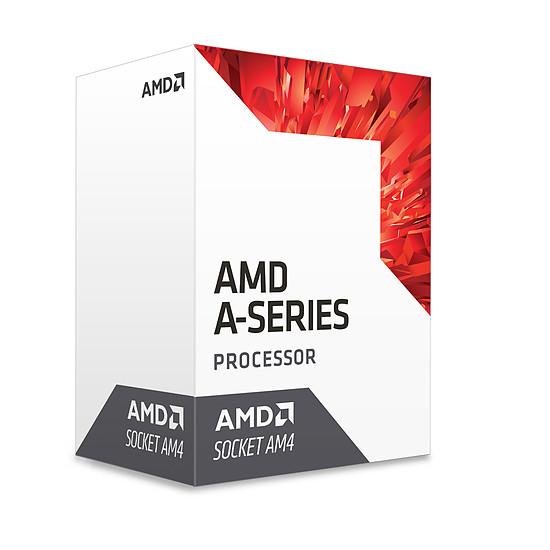 Processeur AMD A12 9800E (3,1 GHz) - Autre vue
