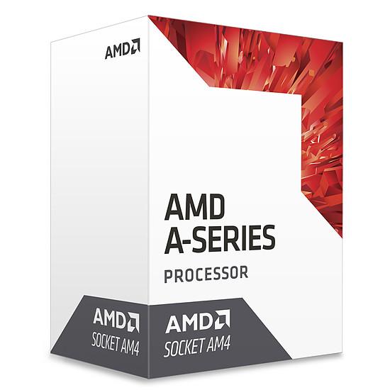 Processeur AMD A10 9700 (3,5 GHz) - Autre vue