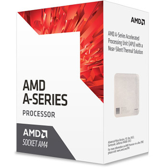Processeur AMD A8 9600 (3,1 GHz)