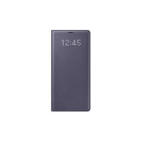 Coque et housse Samsung LED view cover (lavande) - Samsung Galaxy Note 8