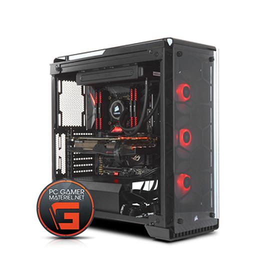 PC de bureau Materiel.net Draconys [ Win10 - PC Gamer ] - Powered by Asus