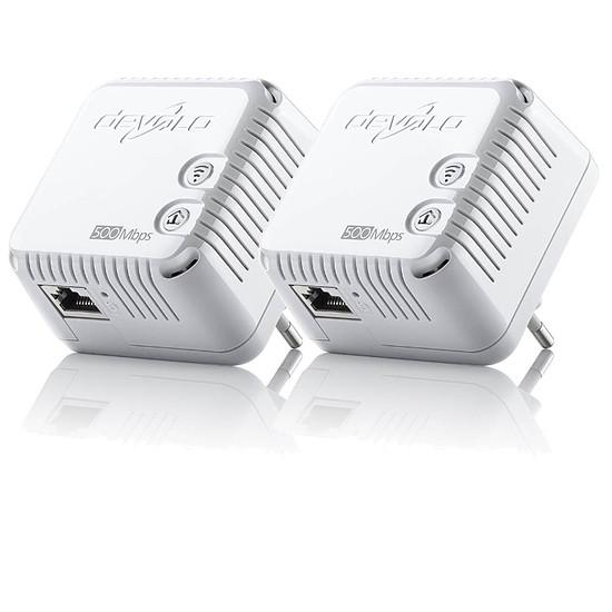 CPL Devolo Pack de 2 CPL dLAN 500 WiFi