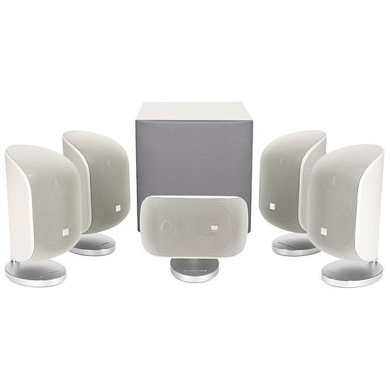 Enceintes HiFi / Home-Cinéma Bowers and Wilkins MT50 Blanc