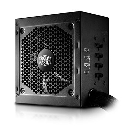 Alimentation PC Cooler Master G550M Bronze Modulaire 550W + Silencio 550 mat