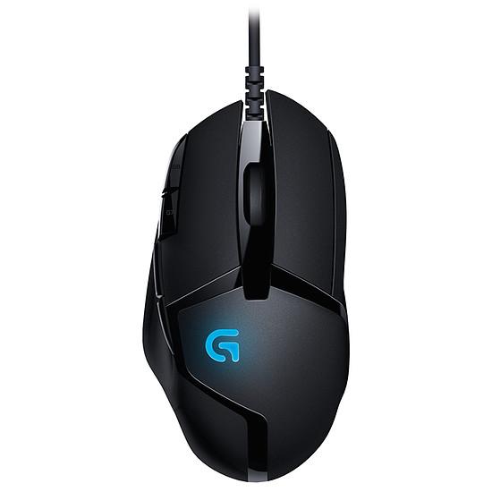 Pack clavier-souris Gaming Logitech K740 + G402 - Autre vue