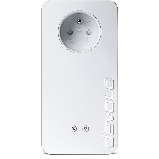 CPL Devolo Pack de 2 CPL dLAN 1200+ WiFi ac - Autre vue