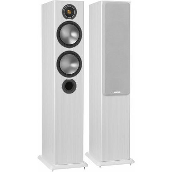 Enceintes HiFi / Home-Cinéma Monitor Audio Bronze 5 Blanche (la paire)