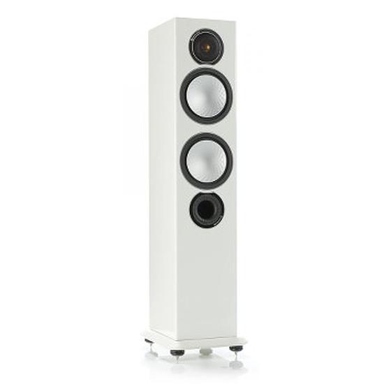 Enceintes HiFi / Home-Cinéma Monitor Audio Silver 6 Blanc laqué (la paire)
