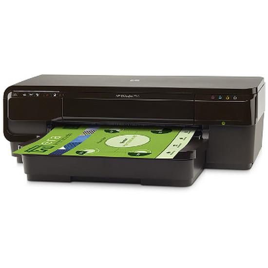 Imprimante jet d'encre HP Officejet 7110 + Combo Pack N°932XL/933XL