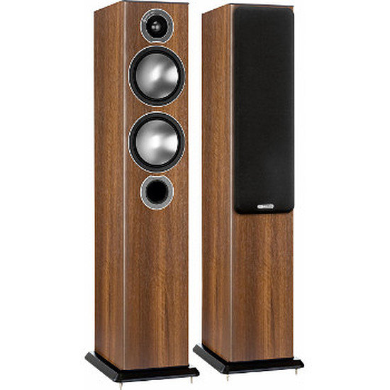 Monitor Audio Bronze 5 Walnut (la paire)