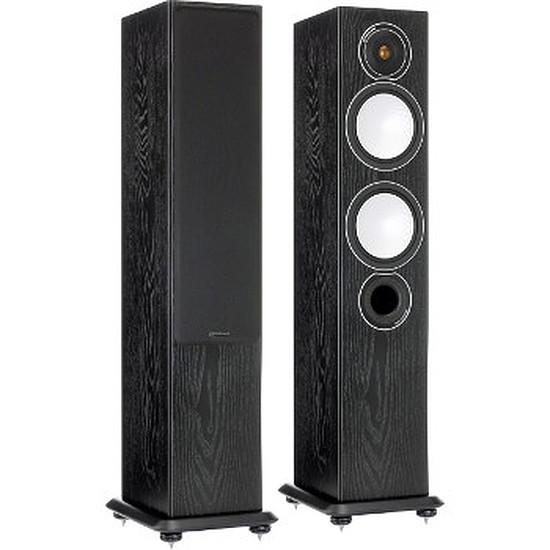 Enceintes HiFi / Home-Cinéma Monitor Audio Silver 6 Noir (la paire)