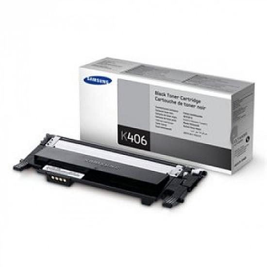 Toner imprimante Samsung Pack de 3 CLT-K406S Noir