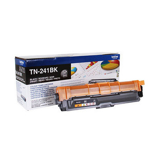 Toner imprimante Brother Pack de 5 TN-241BK