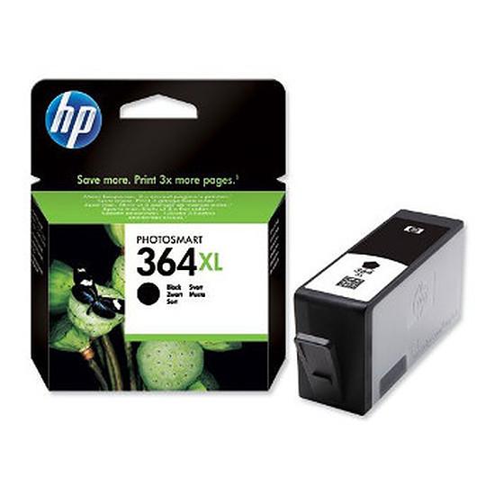 Cartouche imprimante HP Pack 3 x cartouches d'encre n°364XL - Noir
