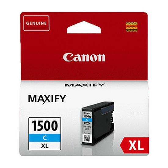 Cartouche imprimante Canon Pack 3 couleurs PGI-1500XL (C/M/J) - Autre vue