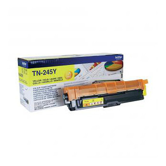 Toner imprimante Brother Pack 3 couleurs TN-245 (Y/M/C)