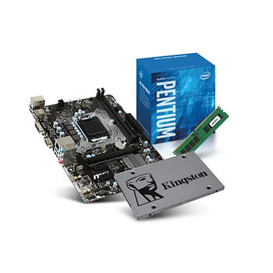 Kit d'évolution PC Materiel.net Kit Kat V2 + SSD 240 Go
