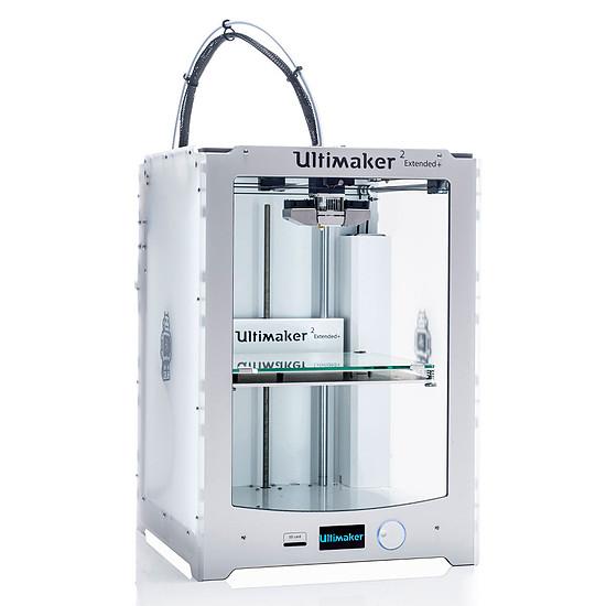 Imprimante 3D Ultimaker 2 Extended+ et son pack de 2 filaments - Autre vue