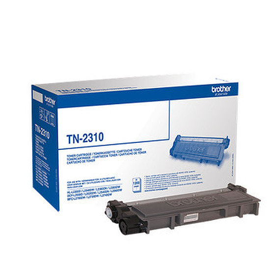 Toner imprimante Brother Pack de 3 TN-2310