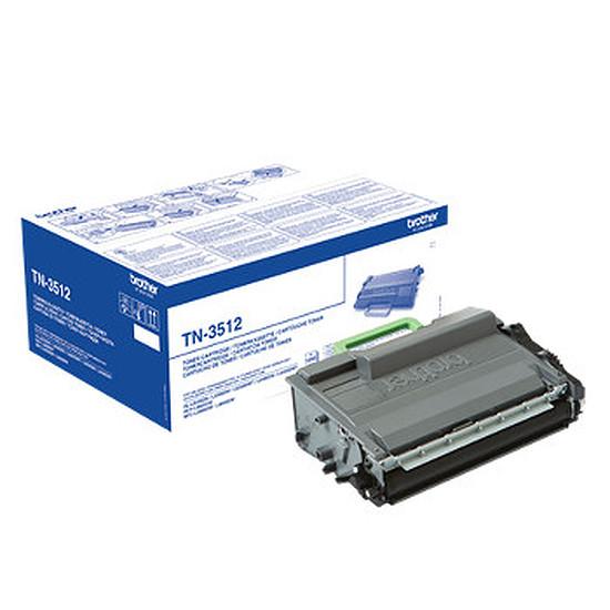 Toner imprimante Brother Pack de 3 TN-3512