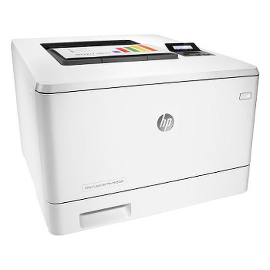 Imprimante laser HP LaserJet Pro M452dn + pack toner (C/M/J/N)