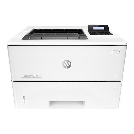 Imprimante laser HP LaserJet Pro M501dn + toner noir haute capacité