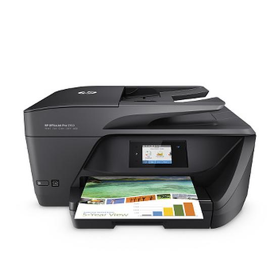 Imprimante multifonction HP Officejet Pro 6960 + cartouche noire XL