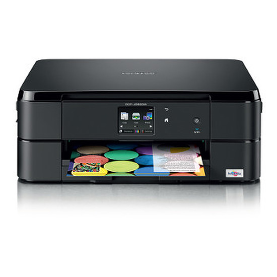 Imprimante multifonction Brother DCP-J562DW + Pack LC223VALBP C/M/J/N