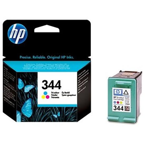 Cartouche imprimante HP Pack de 2 cartouches n°344 (C9363EE) - 3 Couleurs