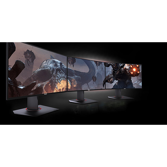 Écran PC Asus ROG Swift PG278QR x3 - Autre vue