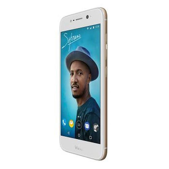 Smartphone et téléphone mobile Wiko Wim Lite (or) - 4G