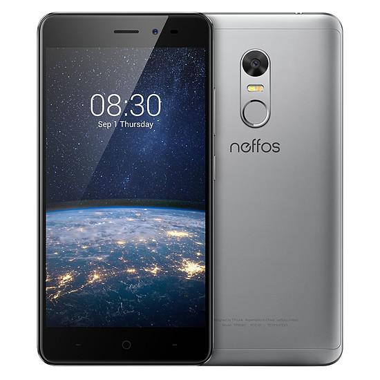 Smartphone et téléphone mobile Neffos X1 Lite (gris) - 16 Go - 4G
