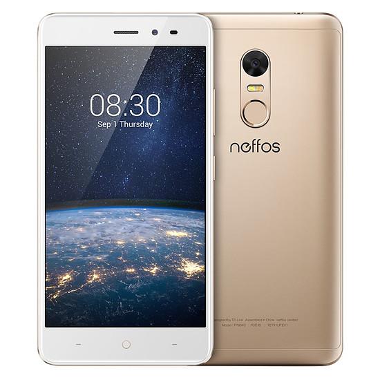 Smartphone et téléphone mobile Neffos X1 Lite (or) - 16 Go - 4G