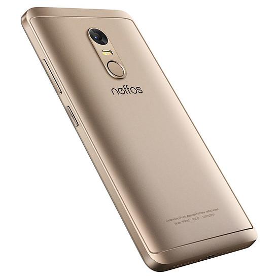 Smartphone et téléphone mobile Neffos X1 Lite (or) - 16 Go - 4G - Autre vue